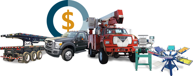Trucking trailers funding